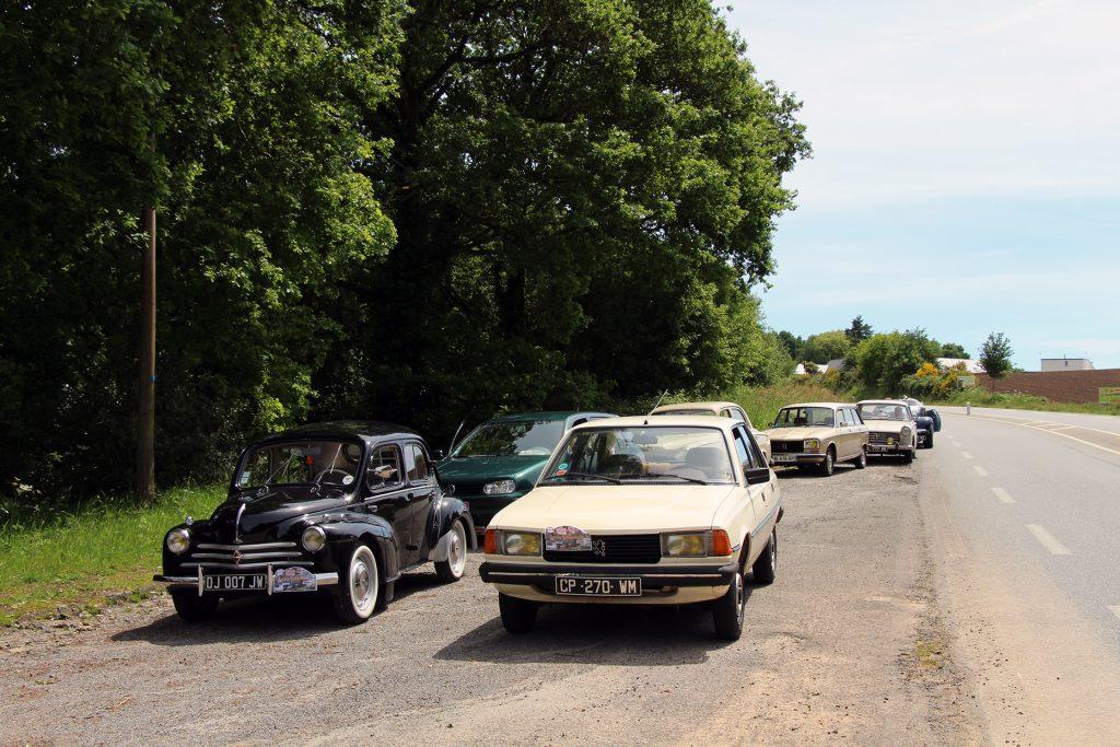 3ème dimanche mai et Rallye Touristique Surprise 2017